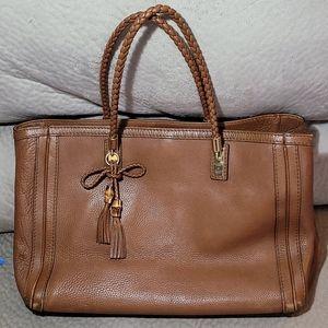 Gucci Bella Leather Tote Handbag